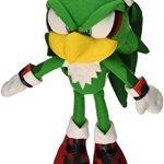 Great-Eastern-GE-52524-Sonic-The-Hedgehog-Jet-The-Hawk-12-Plush-Doll-0