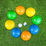 Harvil-90mm-Bocce-Ball-Set-Includes-8-Poly-Resin-Balls-1-Pallino-1-Nylon-Zip-Up-Carrying-Case-and-Measuring-Rope-0-2