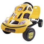 Hauck-Transformers-Bumblebee-Pedal-Go-Kart-0