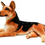 Hilde-the-German-Shepherd-3-Foot-Without-Tail-Big-Stuffed-Animal-Plush-Dog-Shipping-from-Pennsylvania-By-Tiger-Tale-Toys-0