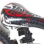 Hot-Wheels-Boys-Dynacraft-Bike-with-Turbospoke-SilverRed-18-0-1