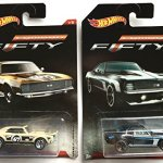 Hot-Wheels-Camaro-Fifty-1967-2017-Exclusive-8-Car-Set-0-1