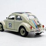Hot-Wheels-Elite-Heritage-Herbie-The-Love-Bug-Vehicle-118-Scale-0-1