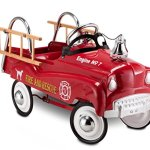 InStep-Fire-Truck-Pedal-Car-0