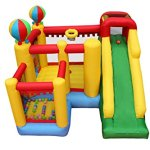 Inflatable-Bouncy-Slide-Bounce-House-6-in-1-with-Slide-Basket-Hoop-Climbing-Wall-Tunnel-Blower-0