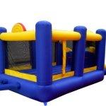 Island-Hopper-Racing-Slide-and-Slam-Recreational-Bounce-House-0-2