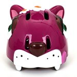 JKSPORTS-Shell-Si-cyclingd-child-helmet-ice-skating-round-slippery-safety-helmet-bicycle-One-piece-take-light-helmet-ride-go-material-0-1