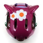 JKSPORTS-Shell-Si-cyclingd-child-helmet-ice-skating-round-slippery-safety-helmet-bicycle-One-piece-take-light-helmet-ride-go-material-0-2