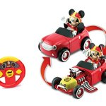 Jada-Toys-Disney-Mickey-Transforming-Roadster-RC-Vehicle-2-Piece-0-0