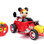 Jada-Toys-Disney-Mickey-Transforming-Roadster-RC-Vehicle-2-Piece-0