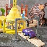 KIDKRAFT-Disney-Pixar-Cars-3-Radiator-Springs-50-Piece-Wooden-Track-Set-with-Accessories-0-1