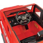 Kid-Motorz-Mercedes-Benz-G63-AMG-One-Seater-In-Red-12V-Ride-On-0-2