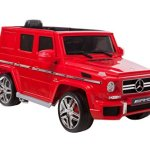 Kid-Motorz-Mercedes-Benz-G63-AMG-One-Seater-In-Red-12V-Ride-On-0