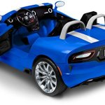 Kid-Trax-Dodge-Viper-SRT-12V-Ride-On-0-0