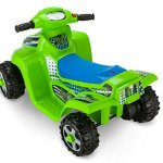 Kid-Trax-Moto-Trax-6V-Toddler-Quad-Ride-On-0-0