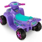 Kid-Trax-Moto-Trax-6V-Toddler-Quad-Ride-On-Purple-0-0