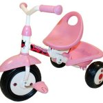 Kiddi-o-by-Kettler-Fold-n-Ride-Trike-with-Adjustable-Seat-LadyBuggy-Youth-Ages-15-0