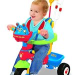 Kiddieland-Disney-Mickey-Mouse-Clubhouse-Push-N-Ride-Trike-0-0