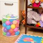 Kids-Ball-Pit-Balls-40200400-Zippered-Tote-by-SimpleLyfe-Preschool-Kindergarten-Playground-Toys-for-Toddlers-Babies-Fun-Outdoor-Indoor-Play-Phthalate-Free-Plastic-0-0