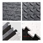 Kids-Foam-Play-Mat-Large-Puzzle-Tiles-36-square-feet-6-x-6-area-Black-Gray-White-0-2