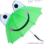 Kids-Frog-Raincoat-and-Umbrella-Set-0-0