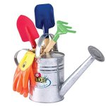 Kids-Garden-Tool-Gift-Set-with-Watering-Can-and-Gloves-0