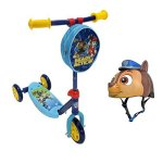 Kids-Outdoor-FunBest-Gift-Idea-Kids-Activity-Sets-Paw-Patrol-Toddler-Helmet-Paw-Patrol-3-Wheel-Kick-Scooter-Kid-Safe-Start-Scooter-Fun-Bundle-gift-Gift-For-Kids-0