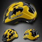Kids-Yellow-black-Bicycle-Bike-Cycling-Helmets-Tail-Warning-Light-Protective-Gear-for-Toddler-Child-Children-KidsUltra-light-Outdoor-Kids-Safety-Helmet-for-Boy-Girl-Student-Pupil-Age-3-5-5-7-8-10-0-0