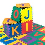 Kidzone-12×12-Kids-Baby-EVA-Foam-Play-Mats-Alphabet-ABCNumbers-Puzzle-Mat-Non-Toxic-12-Thick-36-Piece-0-0