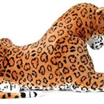Lahari-the-Leopard-3-12-Foot-Tail-Measurement-not-Included-Big-Stuffed-Animal-Plush-Cat-Shipping-from-Pennsylvania-By-Tiger-Tale-Toys-0-2