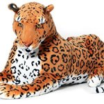 Lahari-the-Leopard-3-12-Foot-Tail-Measurement-not-Included-Big-Stuffed-Animal-Plush-Cat-Shipping-from-Pennsylvania-By-Tiger-Tale-Toys-0