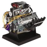 Liberty-Classics-Ford-Top-Fuel-Dragster-Engine-Replica-16th-Scale-Die-Cast-0