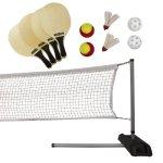 Lifetime-90421-Pickleball-Badminton-Quickstart-Tennis-Net-Set-0