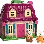 Lil-Woodzeez-6103M-Countryside-Cottage-with-Amelia-Elliot-Hoppingood-and-Storybook-0