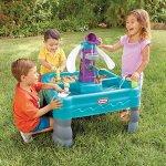 Little-Tikes-Sandy-Lagoon-Waterpark-Play-Table-TealGreen-0-0