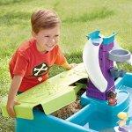 Little-Tikes-Sandy-Lagoon-Waterpark-Play-Table-TealGreen-0-2