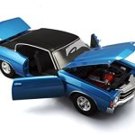 Maisto-118-Scale-1971-Chevy-Chevelle-SS-454-Coupe-Diecast-Vehicle-Colors-May-Vary-0-0