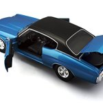 Maisto-118-Scale-1971-Chevy-Chevelle-SS-454-Coupe-Diecast-Vehicle-Colors-May-Vary-0-1