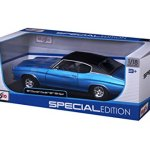 Maisto-118-Scale-1971-Chevy-Chevelle-SS-454-Coupe-Diecast-Vehicle-Colors-May-Vary-0-2