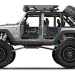 Maisto-Design-Off-Road-Kings-2015-Jeep-Wrangler-Unlimited-Variable-Color-Diecast-Vehicle-124-Scale-0