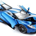 Maisto-Exclusive-Edition-2017-Ford-GT-Diecast-Vehicle-118-Scale-Colors-May-Vary-0-0
