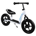 Maxtra-Balance-Bike-Footrest-Designed-Bicycle-Lightweight-Adjustable-White-for-Ages-2-to-7-Years-Old-0