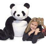 Melissa-Doug-Giant-Panda-Bear-Lifelike-Stuffed-Animal-over-2-feet-tall-0-0