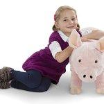 Melissa-Doug-Giant-Pig-Lifelike-Stuffed-Animal-over-2-feet-long-0-1