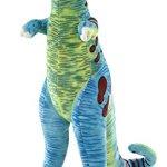 Melissa-Doug-Jumbo-T-Rex-Dinosaur-Lifelike-Stuffed-Animal-over-4-feet-tall-0-1