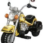 Merske-Harley-Style-Chopper-Style-Motorcycle-Yellow-0