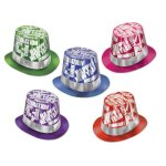 Midnight-Madness-Hi-Hats-asstd-colors-25-Hats-Per-Package-0