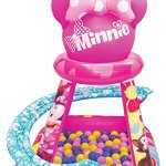 Minnie-Mouse-Big-Heart-Bows-Playland-with-50-Balls-0-0