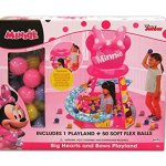 Minnie-Mouse-Big-Heart-Bows-Playland-with-50-Balls-0-1