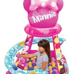 Minnie-Mouse-Big-Heart-Bows-Playland-with-50-Balls-0